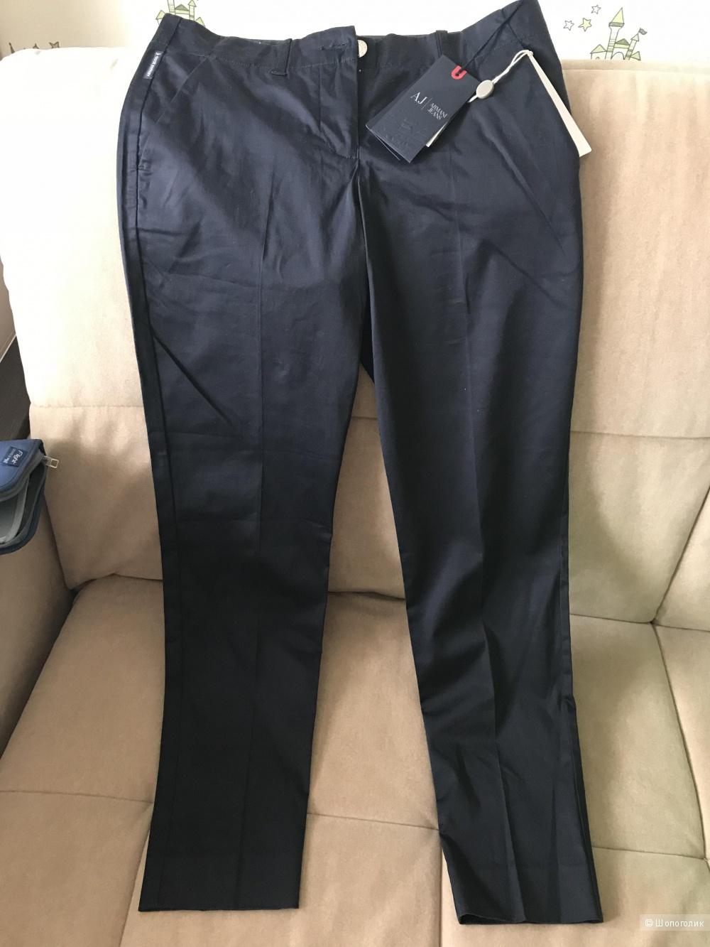 Брюки новые, Armani jeans 44 размер