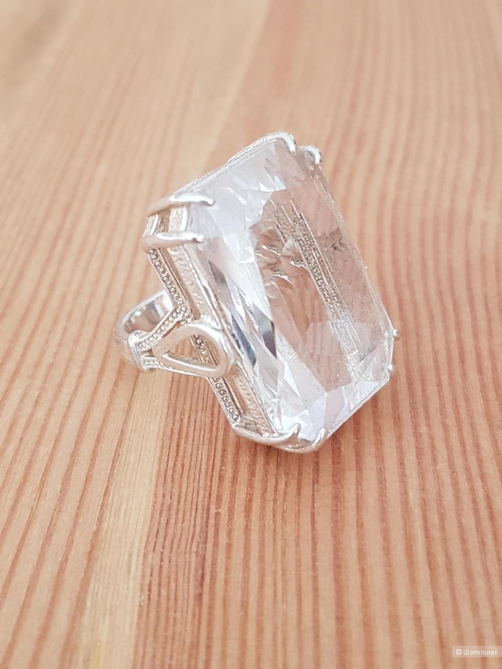 Кольцо ICE, размер 17,5