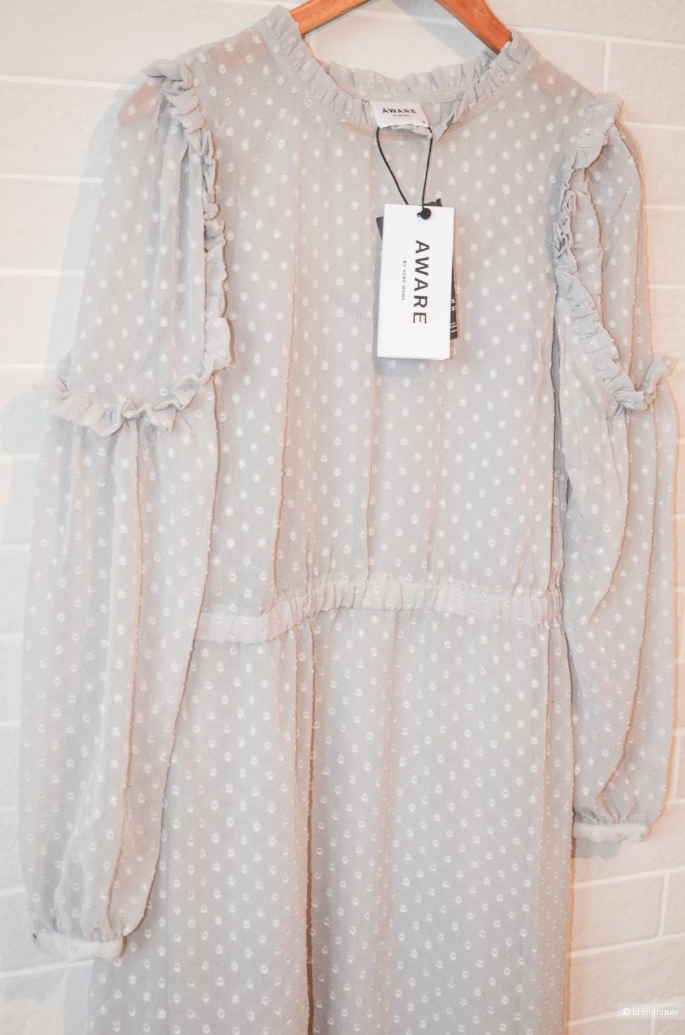 Шифоновое платье от Веро Мода, размер S