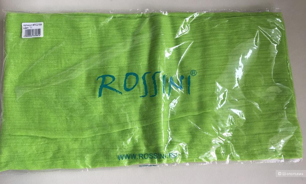 Палантин Rossini салатовый, 90/180