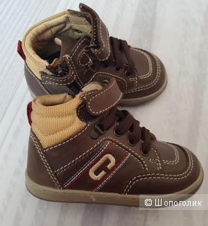 Ботинки Chiccо.  Размер 21.