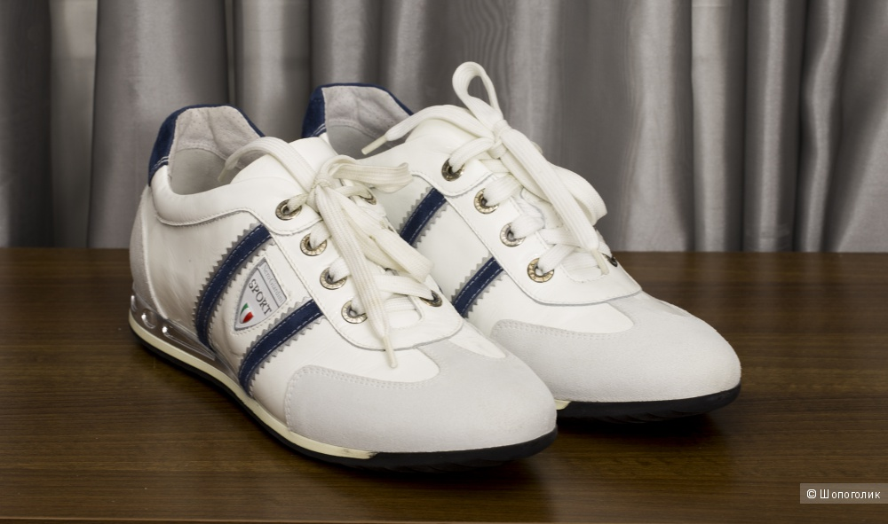 Nero Giardini - кроссовки  женские, 40 размер.