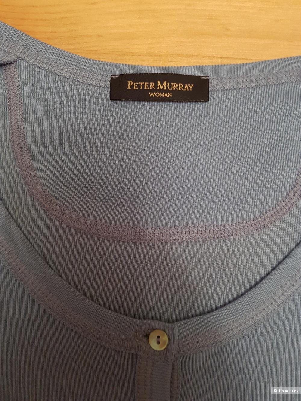Блузка PETER MURREY, размер 42