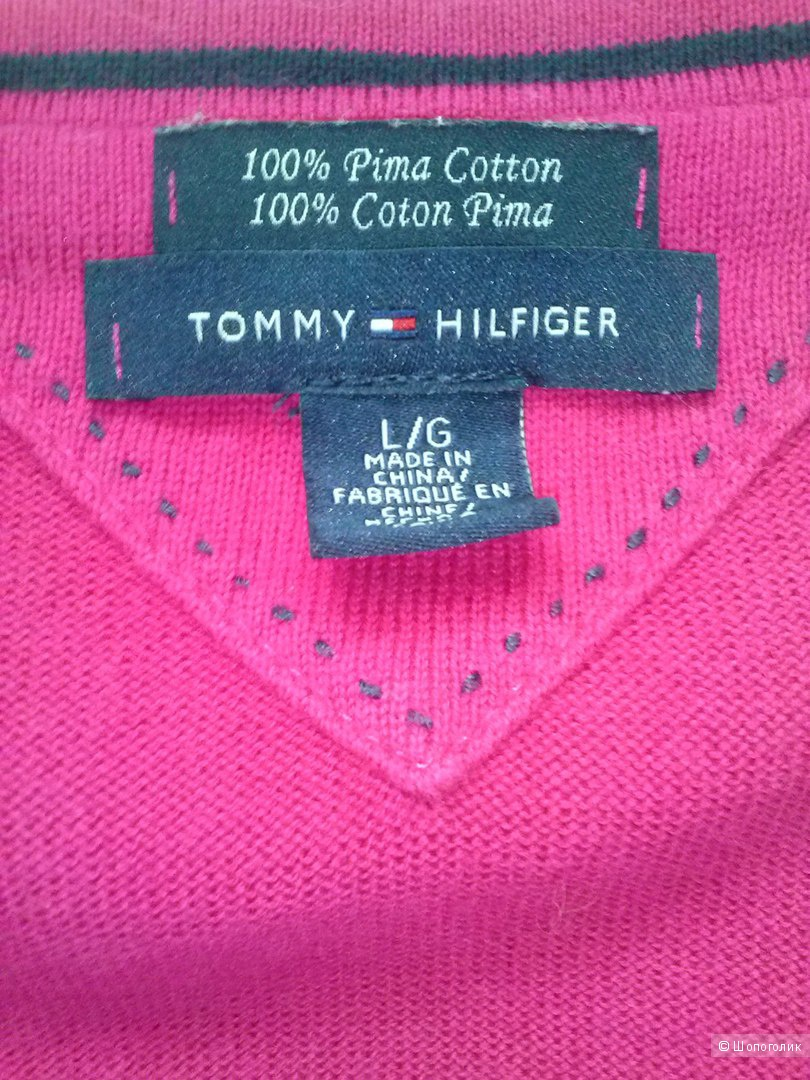 Tommy Hilfiger, пуловер женский, L