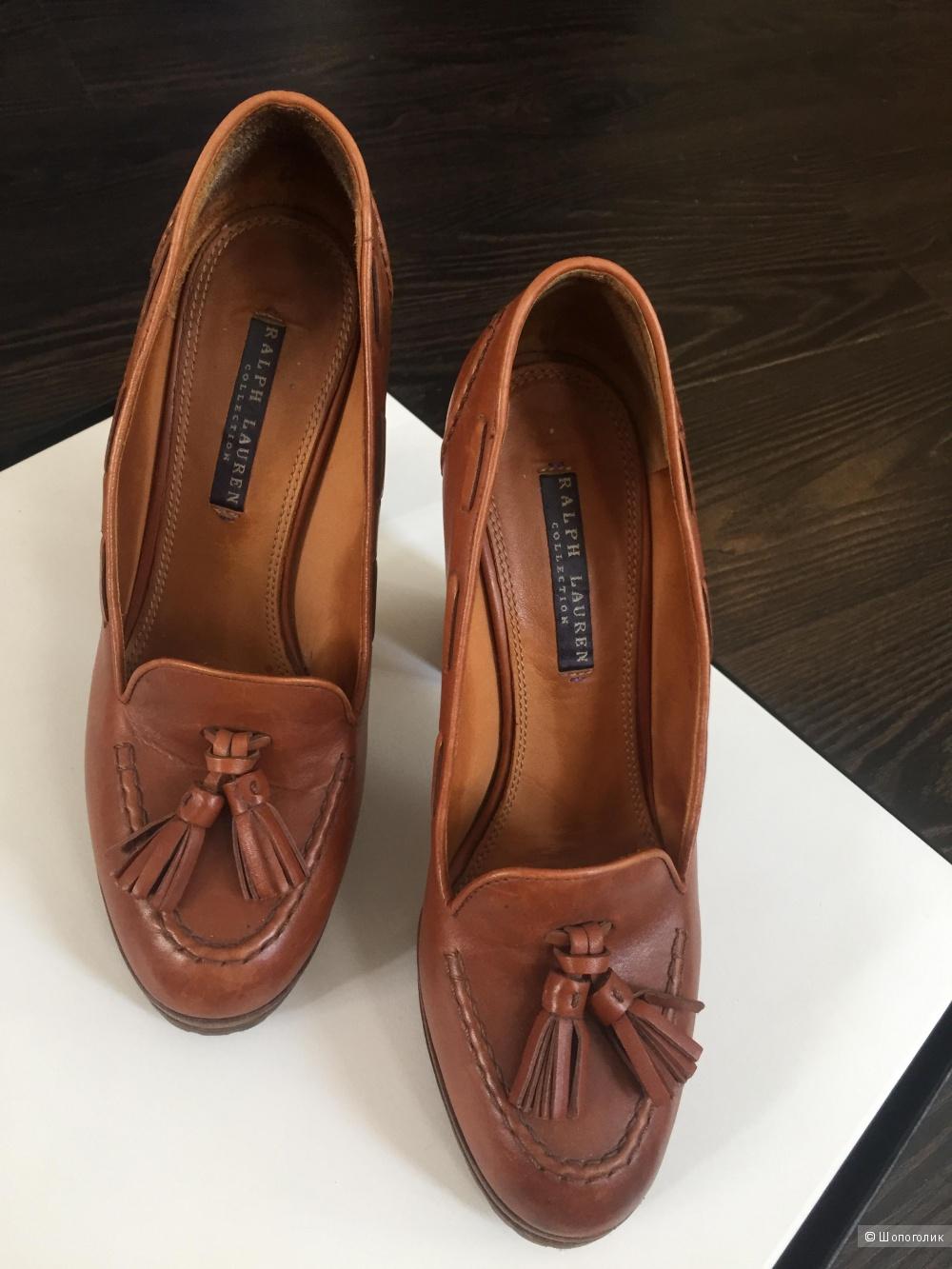Туфли Ralph Lauren, размер 37.