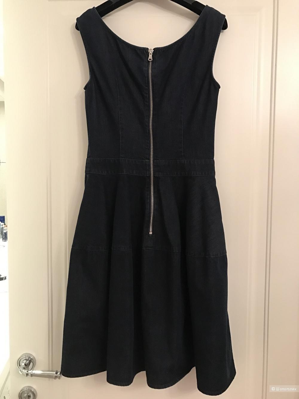 Джинсовое платье Hugo Boss (XS)