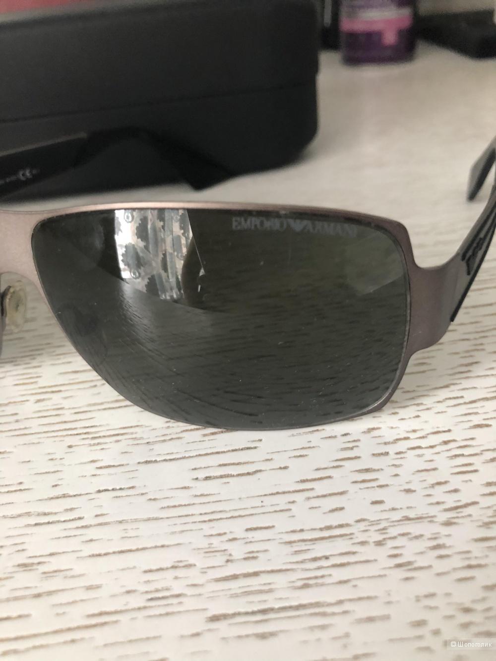 Мужские очки Emporio Armani.