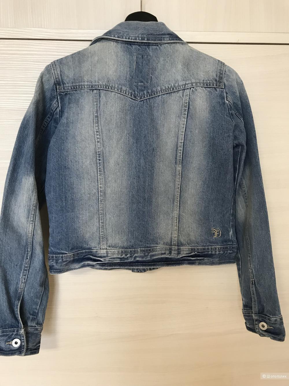 Джинсовая куртка Tom Tailor, XS-S