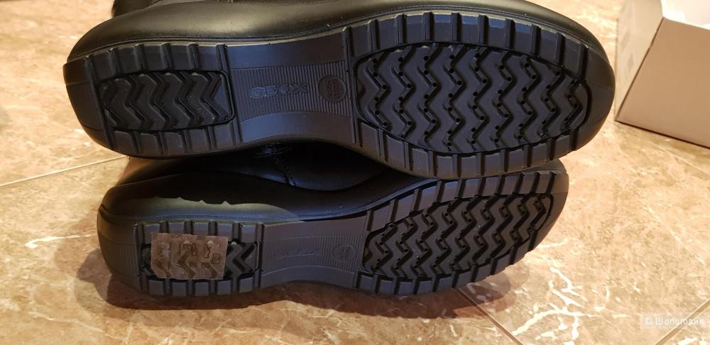 Сапоги кожаные Geox, 36 размер
