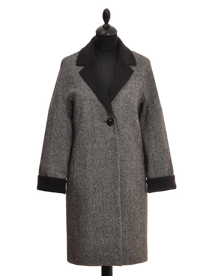 Пальто VIta K, р. 48-50, в магазине Другой магазин — на Шопоголик 612b2b98a55
