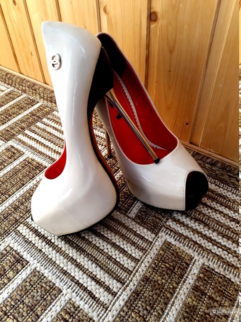 Туфли с открытым MAR 36 размер