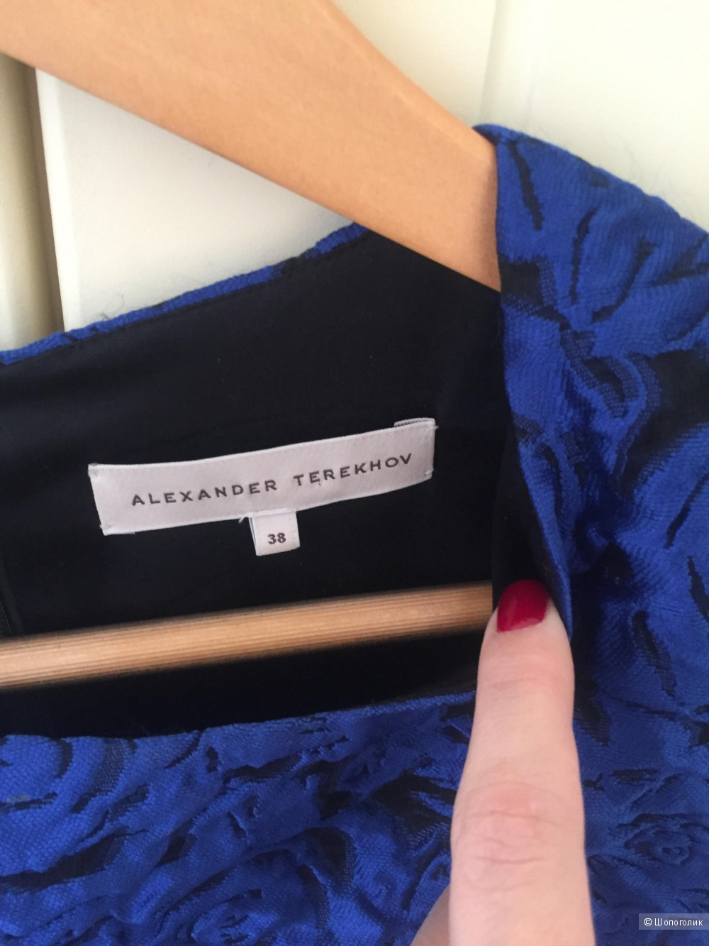 Платье Alexander Terekhov, размер 38