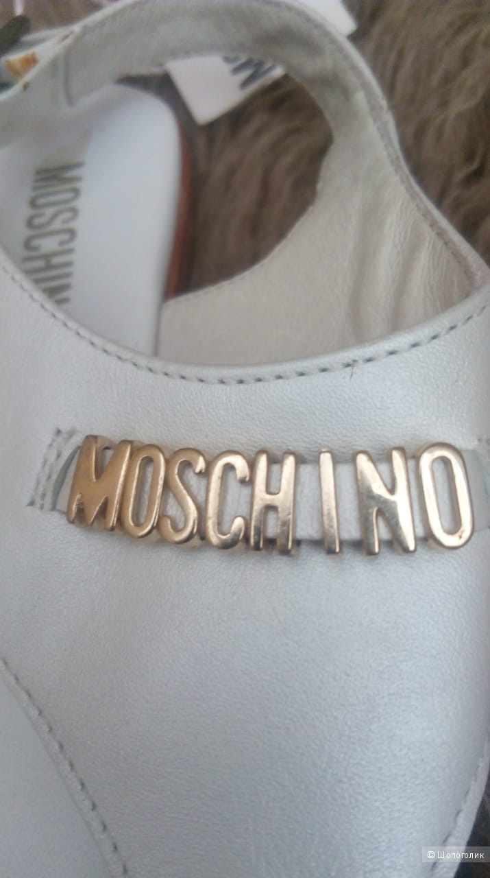 Сандалии Moschino , размер 35