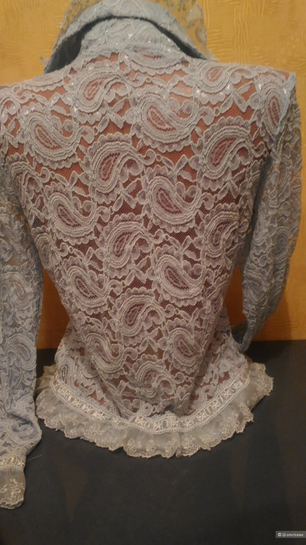 Блузка ноунейм,44-46