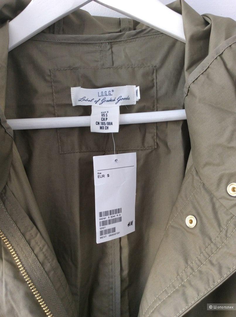 Парка H&M в размере S