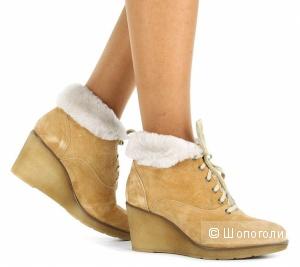 Зимние ботиночки  NERO GIARDINI 38