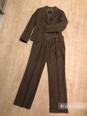 Брючный костюм Pierre Cardin, размер 48