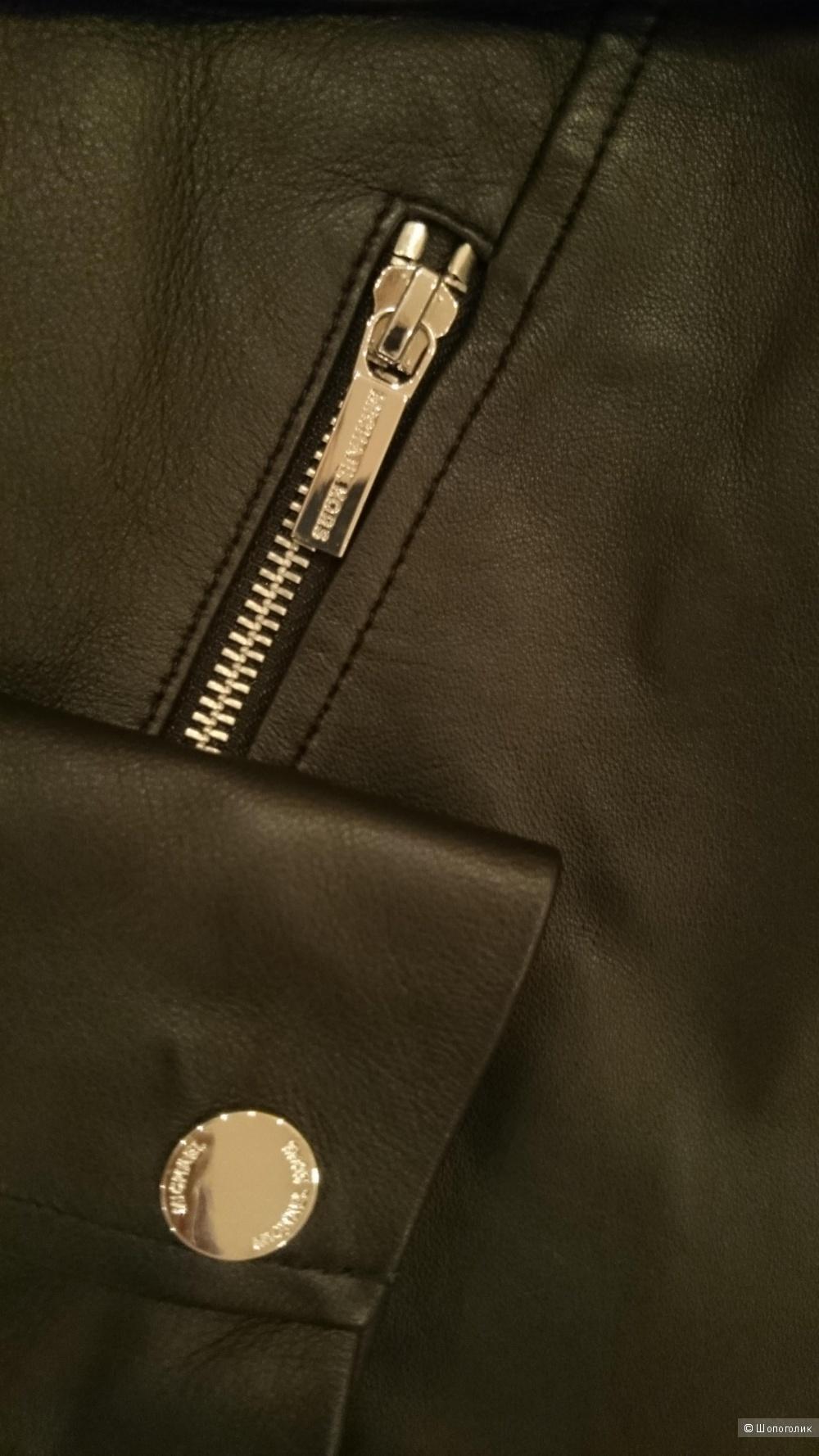 Кожаная куртка Michael Michael Kors,  размер S