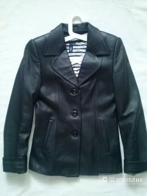 Кожаный пиджак, 42-44