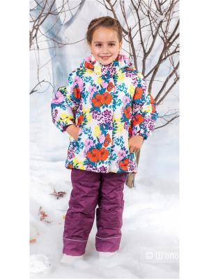 Зимний костюм Gerda Kay (Дания) на девочку 6лет