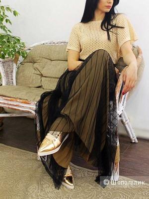 Вечерняя юбка Massimo Dutti размер L