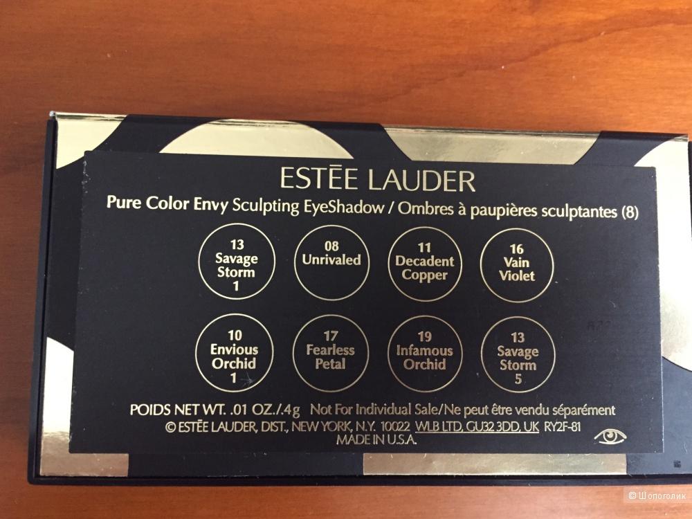 Палетка теней Estée Lauder  Pure Color Envy