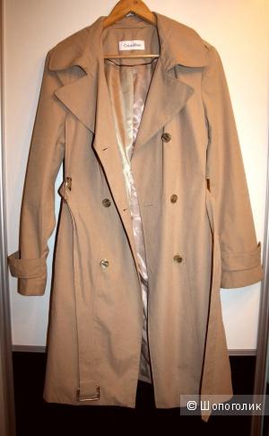 Тренч Calvin Klein 48 - 50 размер XL