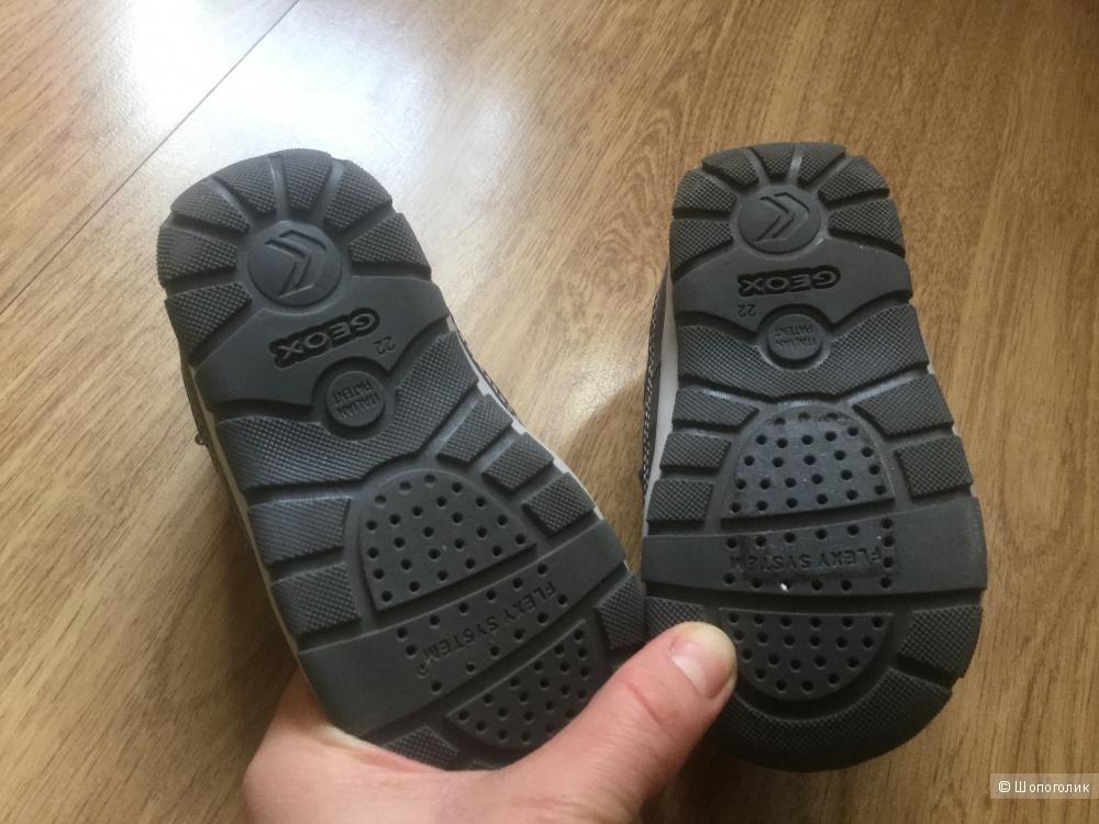 Кроссовки Geox 22 размер
