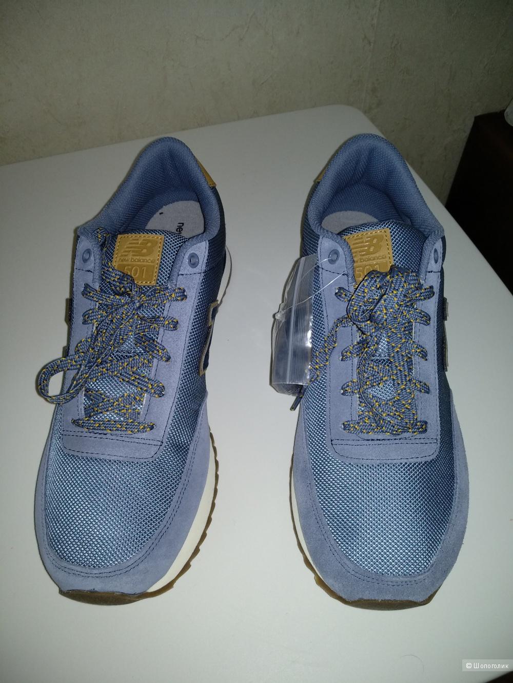Мужские кроссовки New Balance 501, размер 11US