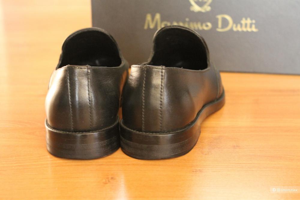 Ботинки Лоуферы Massimo Dutti 38