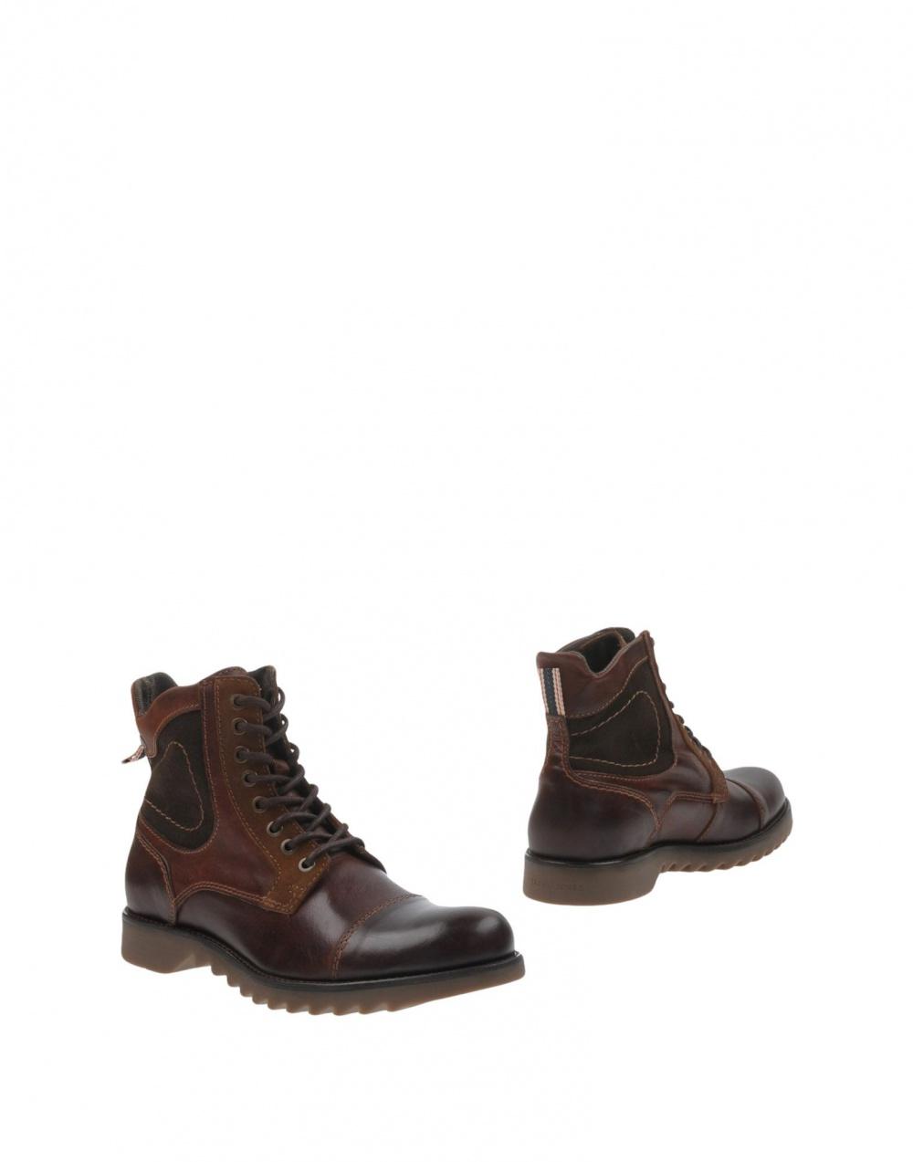 Мужские ботинки  JACK & JONES 43-44 р-р