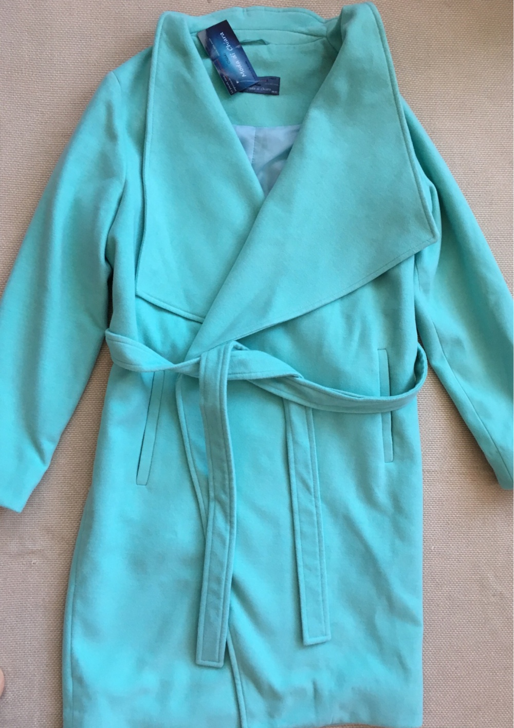 Пальто Moda di Chiara, размер 46,48,50