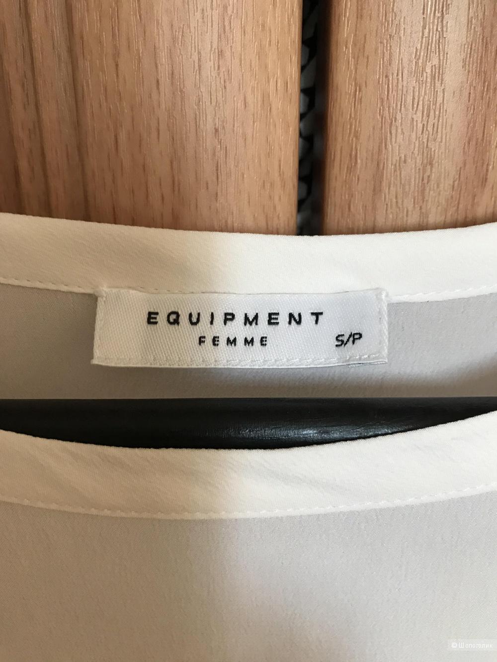 Блузка Equipment размер S