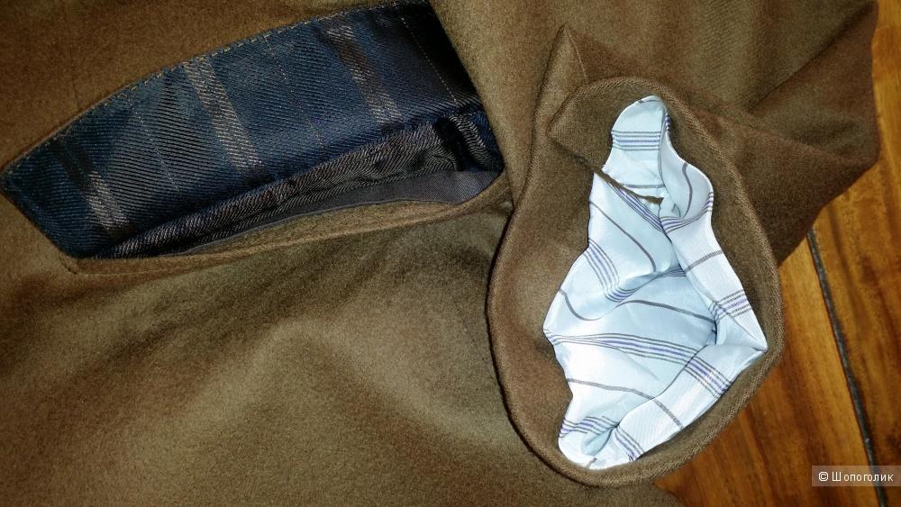 Кашемировый блейзер Ermenegildo Zegna,  52 размер