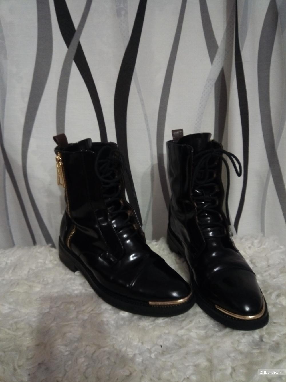 Ботинки LOUIS VUITTON , размер 37-38.