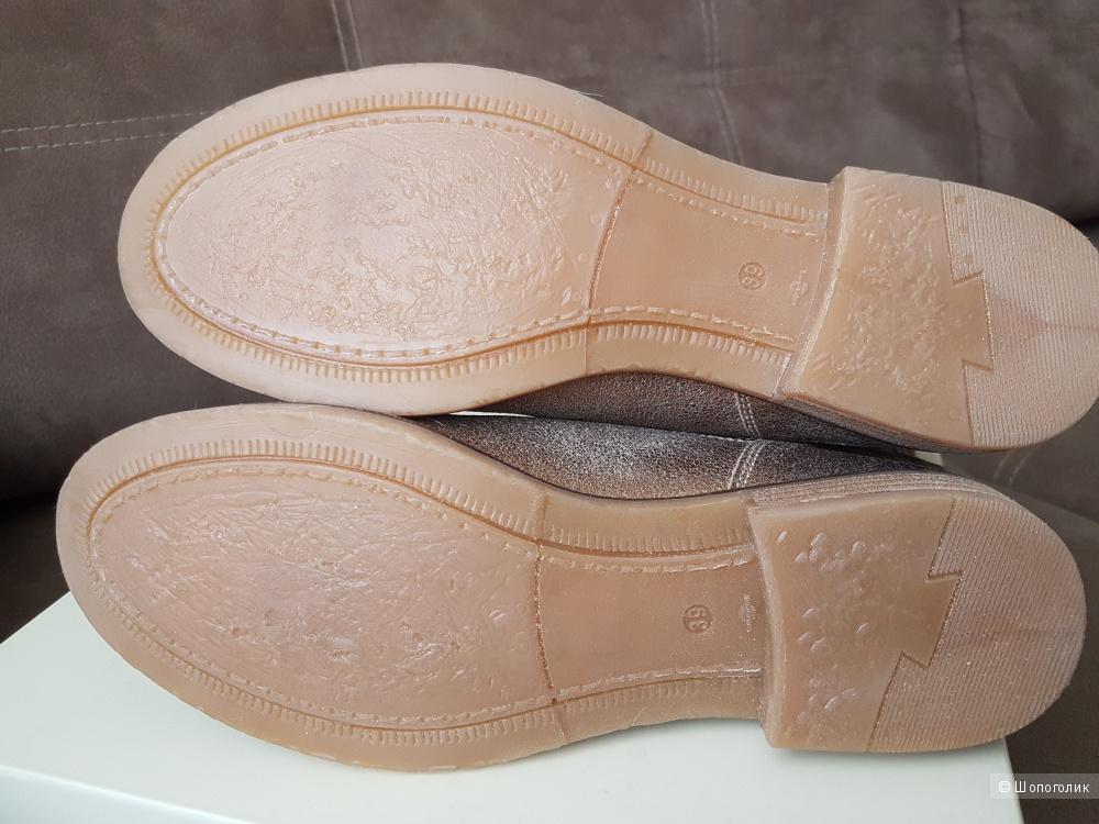 Ботинки TWIN-SET SIMONA BARBIERI, 39 размер