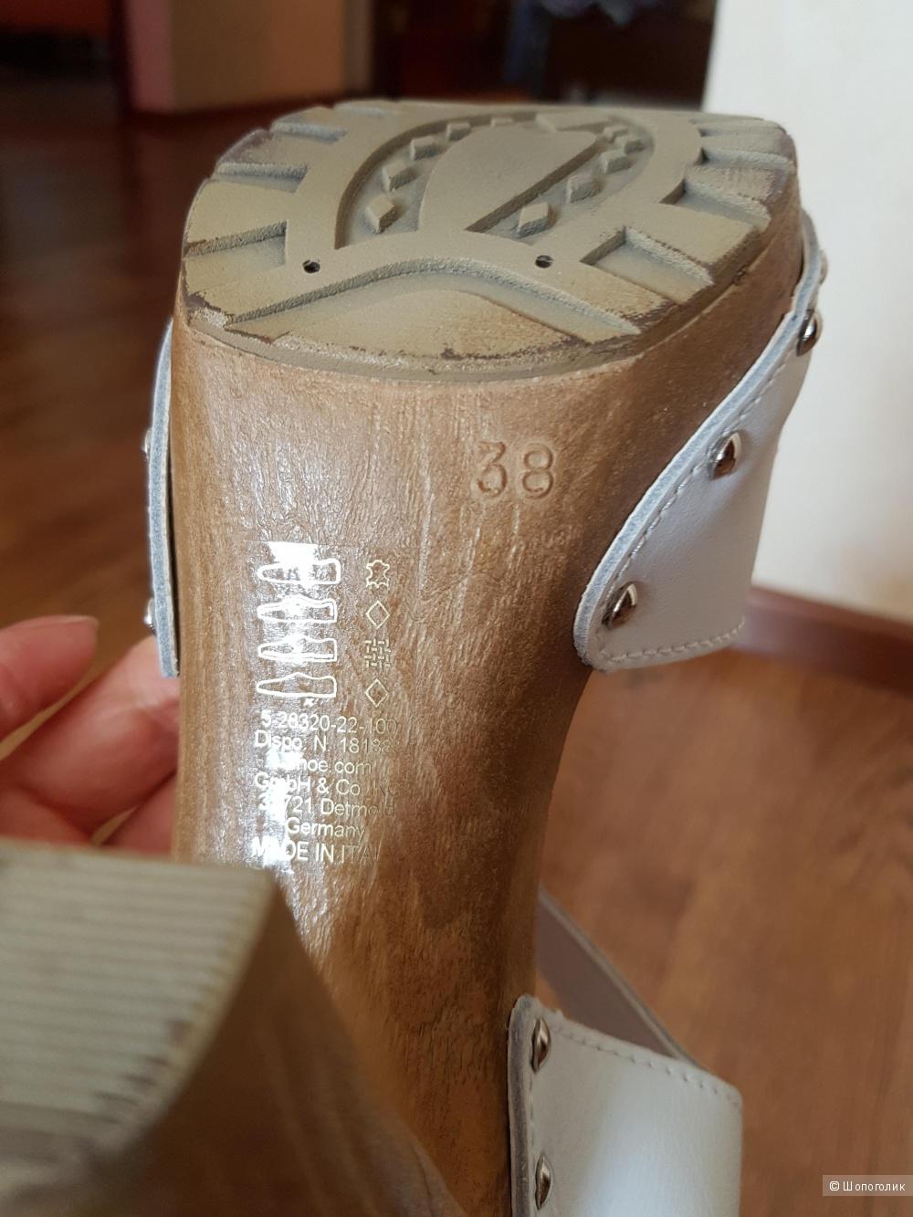 Босоножки S.OLIVER, размер 37