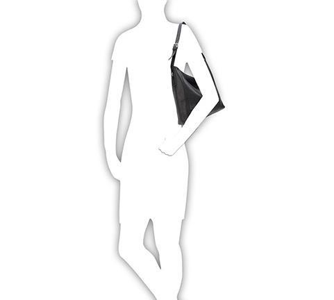 Furla Perla -  сумка-хобо женская, medium