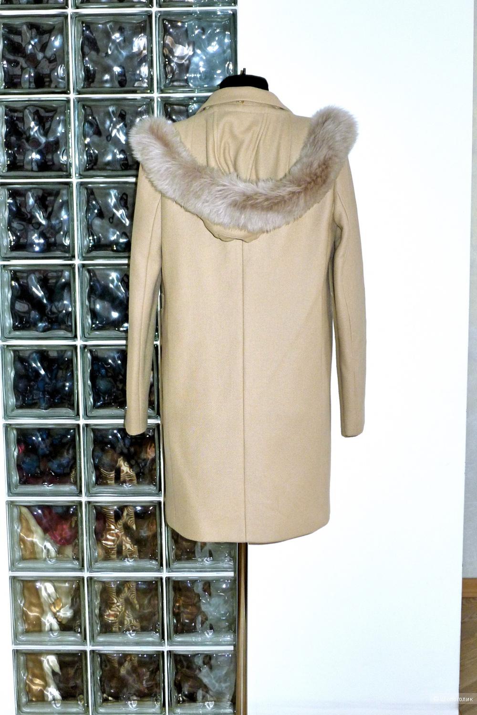 Massimo Dutti пальто размер 38