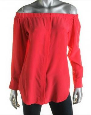 Шелковая блуза Equipment, размер XS (рос 42-44)