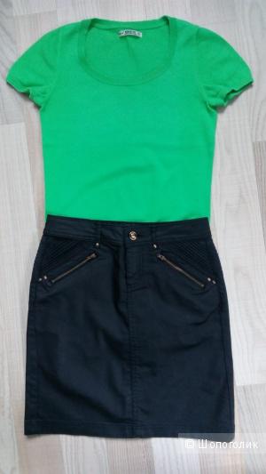 Комплект юбка и топ s размера
