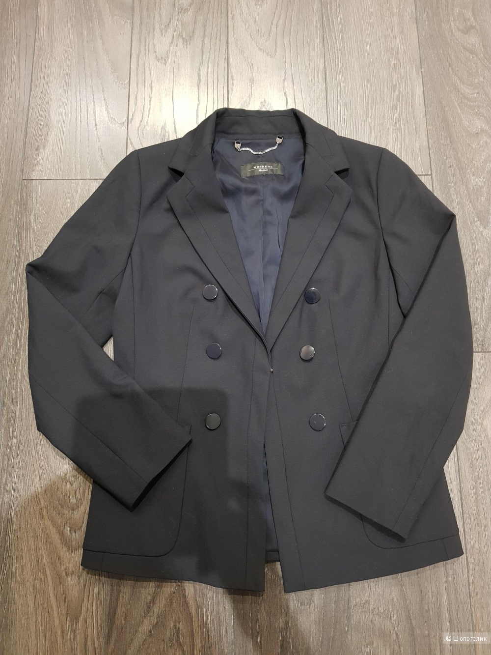Max Mara пиджак 44-46, в магазине Другой магазин — на Шопоголик 7194534d129