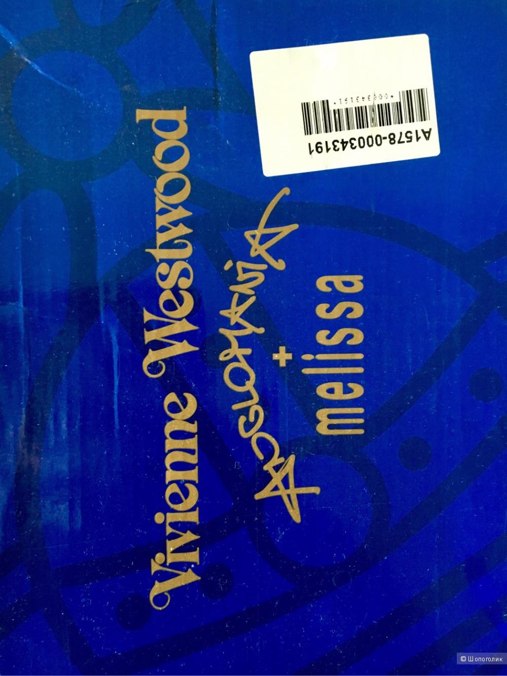 Босоножки Vivienne Westwood размер 39 rus
