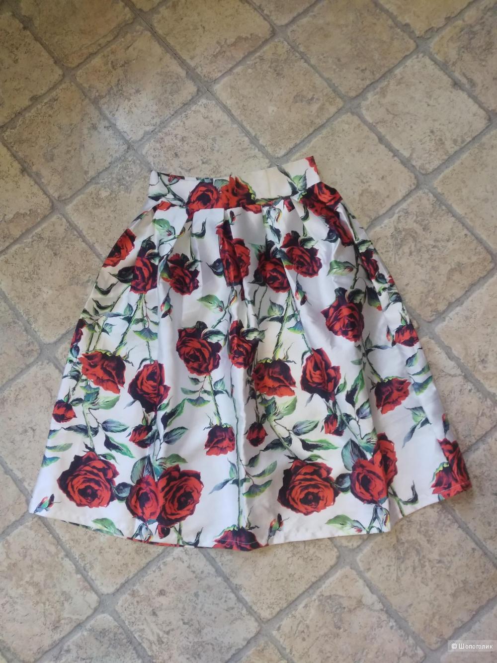 Летняя юбка размера М.