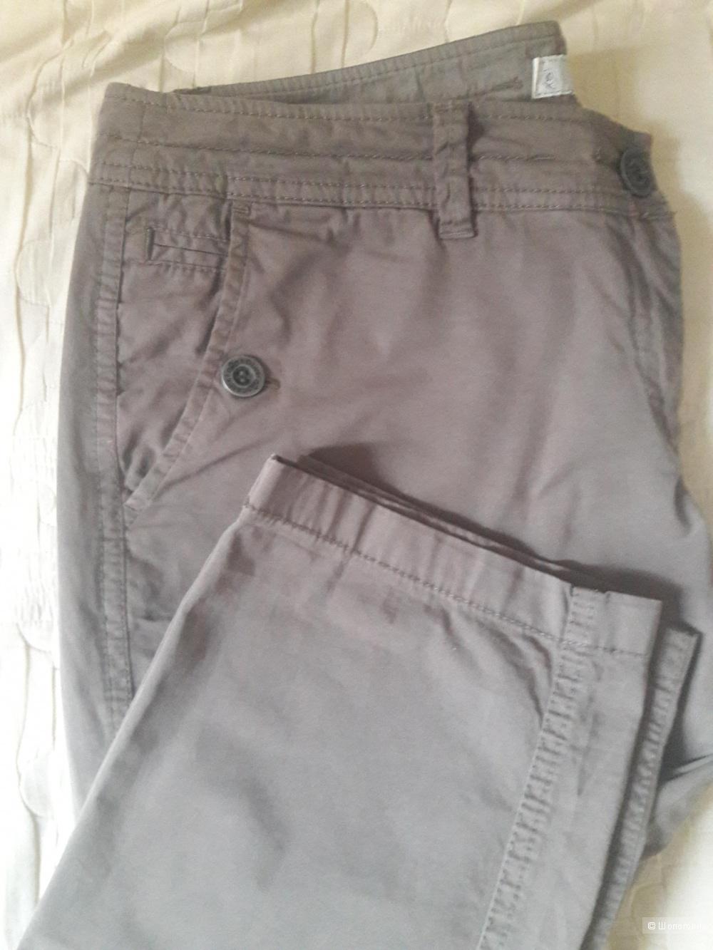 S.Oliver Casual Clothing: классические брючки-чиносы, 48-50