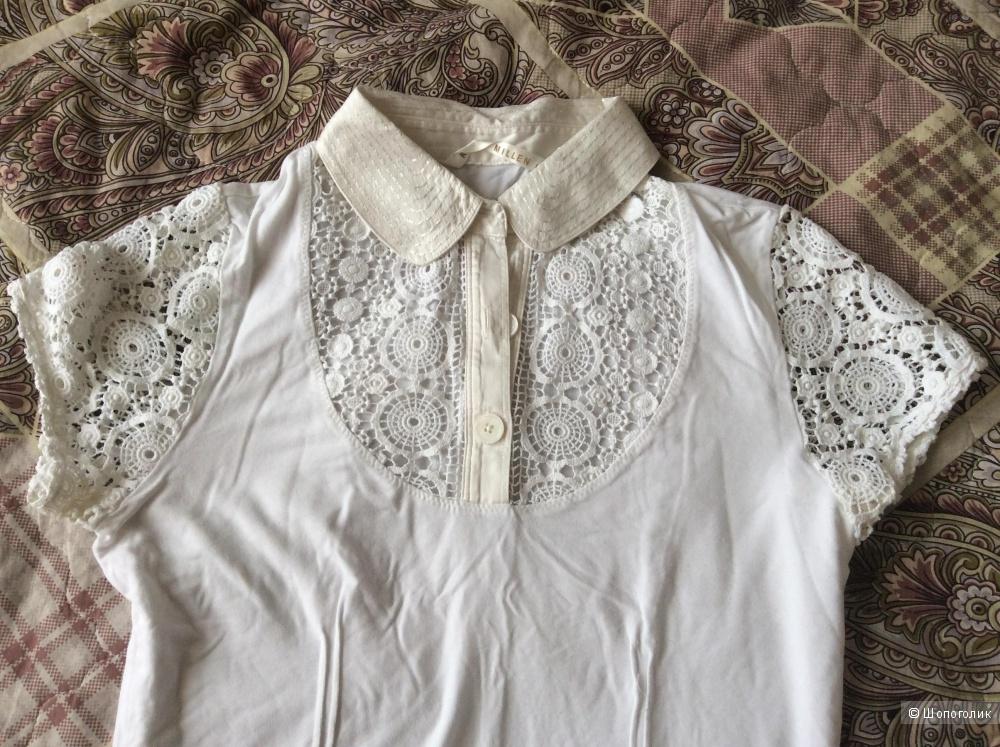 Топ (футболка, рубашка-поло) , Karen Millen, 42-44