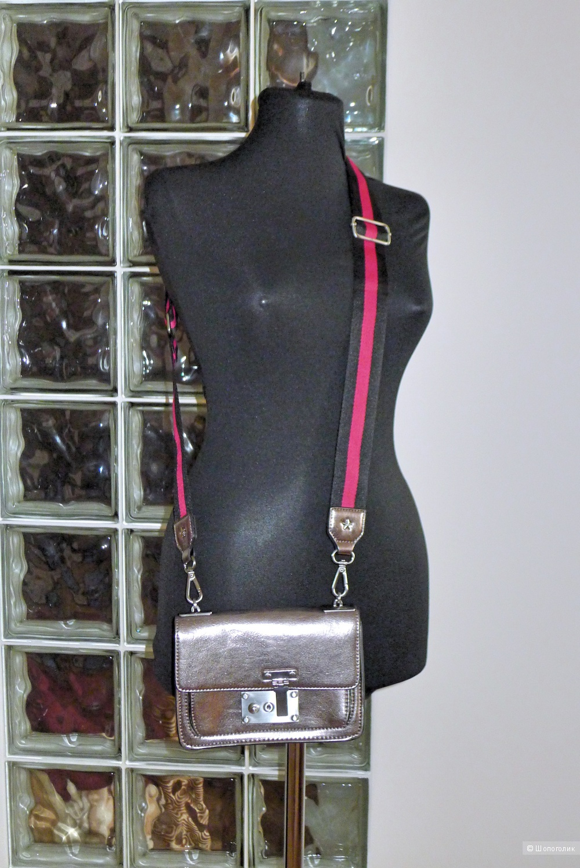 Zara сумка кроссбоди