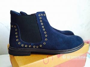 Gioseppo ботиночки-Челси, 38 размер