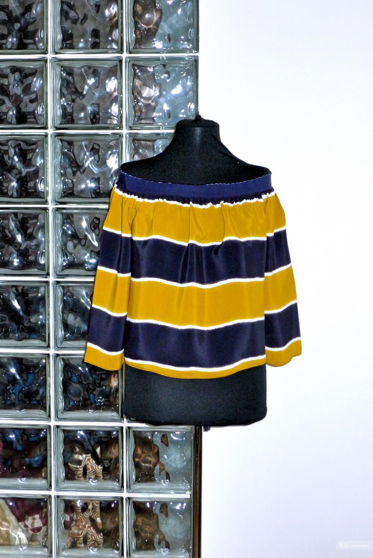ZARA BASIC блузка  размер S
