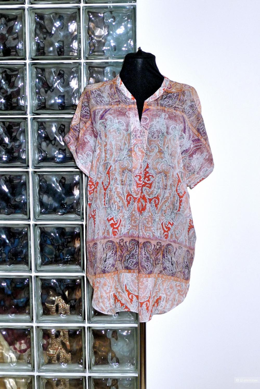 Zara women блузка туника размер ХS